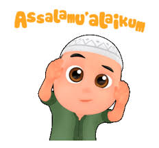 LINE Official Stickers - Nussa Official Special Ramadan Example with GIF Animation