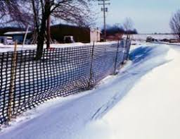 Tenax 90600009 Safety Snow Fence 4 X 5 Buy Online In Canada At Desertcart