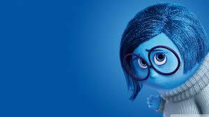 inside out sadness disney pixar