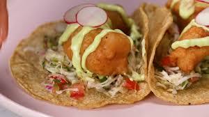 Crispy Fish Tacos Recipe by Tasty