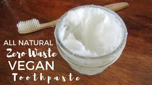 zero waste vegan toothpaste