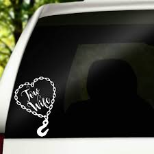 Tow Wife Decal Wrecker Wife Decal Tow Wife Tow Truck Etsy