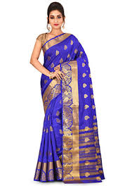 Buy Royal Blue Sarees Royal Blue Color Sarees Online Wedding Royal Blue Colour Sarees Cbazaar