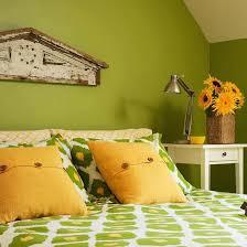 bedroom decorating in green beautiful