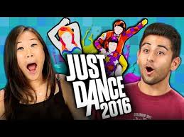 just dance 2016 s react gaming
