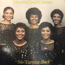 The McDonald Sisters - No Turning Back (1985, Vinyl) | Discogs