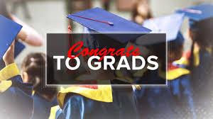 Congrats to Grads! Adriana, Bailey