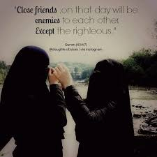 quran allah make us righteous gives us righteous friends