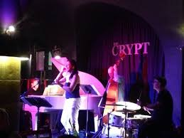 Abigail Peterson - Picture of The Crypt Jazz Restaurant, Cape Town Central  - Tripadvisor