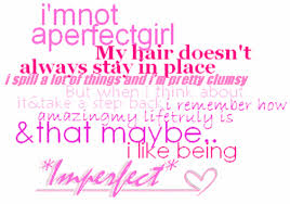 imperfect women quotes quotesgram