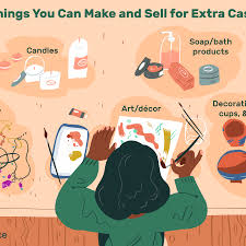 things you can make and sell for extra cash