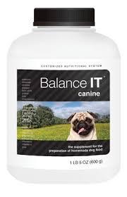 balance it canine balance it