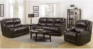 hearst power brown genuine leather