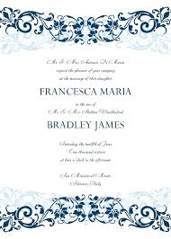 28 New Design And Create A Formal Invitation Card Template Photos