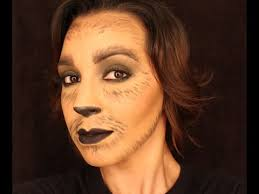 toto dog face makeup
