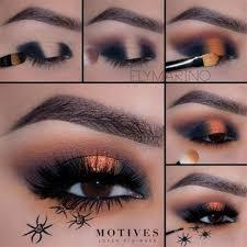 15 easy halloween eye makeup tutorials