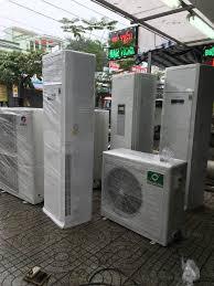 Máy lạnh cũ tủ đứng Gree 5HP - Điện Lạnh Việt Đại Tín