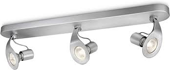 bar spotlight ceiling light aluminium