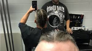 josh donaldson s new hairdo for opening