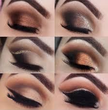 natural eye makeup look cat eye makeup