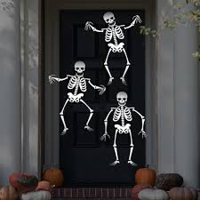 Skeleton Projectors 3ct Party City