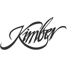 Amazon Com 6 Kimber Firearms Gun Logo Decal Sticker Kitchen Dining