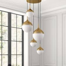 light cer globe pendant