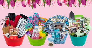 mother s day gift basket ideas the