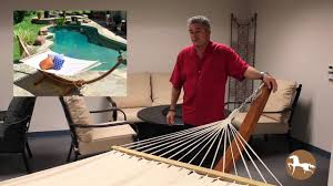 Christopher Knight Home Grand Cayman Hammock - YouTube