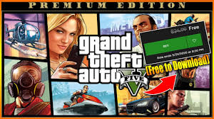 GTA 5 Premium Edition Epic Game Store Download & Play (Free to ...