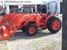 kubota mx5800 tractor in