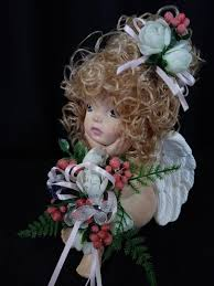 Angels of Hope created and designed by Wendi Reynolds | Floral, Angel, Wendi
