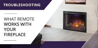 what fireplace remote control works for