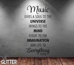 Second Life Marketplace Fg Music By Plato Wall Decal