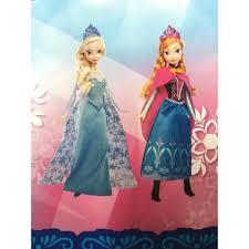 Búp bê Nữ hoàng băng giá Frozen: Elsa và Anna giảm chỉ còn 85,000 đ