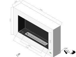ethanol ventless fireplaces