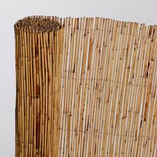 Rolled Bamboo Fencing Screens And Custom Fence Designs