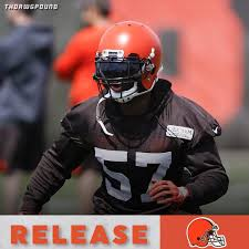 Added by @thdawgpound Instagram post Browns are releasing LB Adarius Taylor,  per @marykaycabot. Taylor signed with the Browns in 2019, and was a special  teams standout, but didn't have an impact as