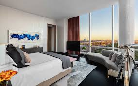 the highest suite over central park is