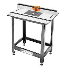 Rockler Pro Phenolic Router Table Pro Fence Stand And Plate Rockler Woodworking And Hardware