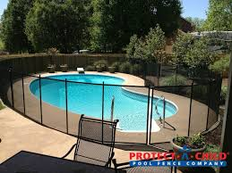 Pool Fence Installation Experts Protect A Child Pool Pool Fence Kidney Shaped Pool