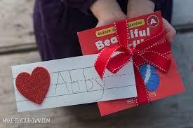 pre kindergarten valentine