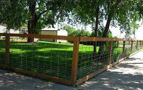 Diy Cheap Fence Ideas Need Opinions Advice On Wire Fencing Material Homestead Forum At Backyard Fences Cheap Garden Fencing Cheap Fence