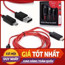 Giá Sốc] Cáp HDMI Samsung Kết Nối Điện Thoại Ra TiVi
