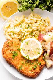 authentic german schnitzel recipe