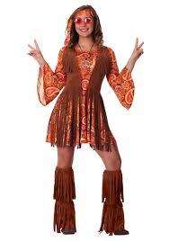 fringe hippie women s costume