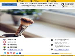 dead sea mud cosmetics market outlook