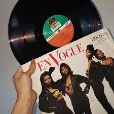 En vogue - Hold On record R&B vinyl. i ...