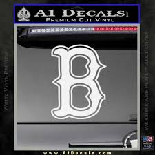 Boston Red Sox Decal Sticker B A1 Decals