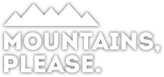 Stickers Northwest Mountains Please Sticker Rei Co Op